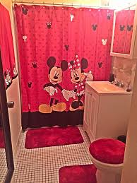 Mickey Mouse Bathroom Accessory Set 57 Best Mickey Bathroom Images On Pinterest Mickey Mouse