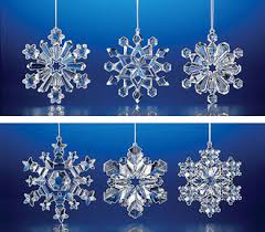 icy acrylic lighted and winter accessories at kann
