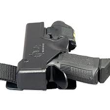 glock 19 light and laser la tactical holster for glock 19 23 25 32 or 38 handgun with