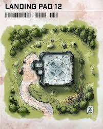 map pad map landing pad 12 miska fredman