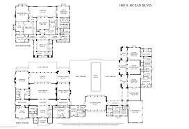 Beach Floor Plans Location 1485 S Ocean Boulevard Palm Beach Fl Square Footage