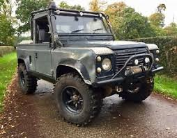 range rover defender pickup land rover defender 90 v8 pick up off road truck range rover disco