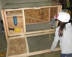 How To Build A Rabbit Hutch Out Of Pallets The 25 Best Rabbit Hutch Plans Ideas On Pinterest Cages For
