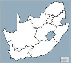 south africa free maps free blank maps free outline maps free