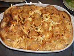 lasagnes de courgettes aux deux fromages recettes en