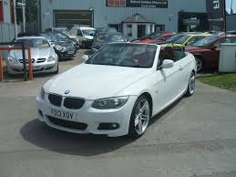 used bmw 3 series m sport convertible cars for sale motors co uk
