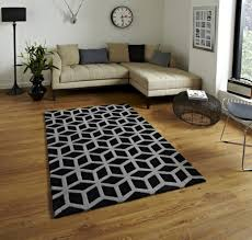 Solid Gray Area Rug by Living Room 21contemporary Black And Gray Area Rugs For Living