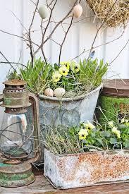 Garden Decor Ideas Pinterest 50 Best Outdoor Easter Decor Ideas