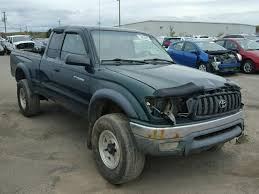 tacoma toyota 2004 2004 toyota tacoma xtr for sale nb moncton salvage cars