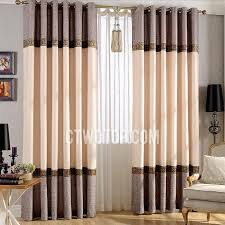 Window Curtains High End Living Room Designer Window Curtains