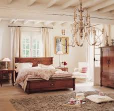 Shabby Chic Bedroom Chandelier Shabby Chic Bedroom Ideas Pinterest Crystal Chandelier Brown Sofa