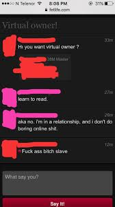 fetlife app for android just a typical day on fetlife creepypms