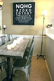 long thin dining table space number sixteen narrow dining table small tables pinterest