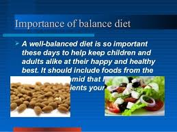 what should we eat for a balanced diet updated quora