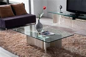 livingroom table ls glass center table ls glass top center table design wholesale modern