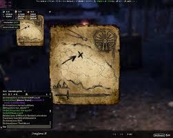Stonefalls Treasure Map Lost Treasure Map Coords Compasses Elder Scrolls Online Addons