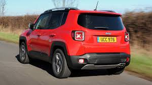 jeep renegade 2017 2017 jeep renegade review
