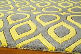 Yellow Runner Rug Yellow Rug Rug Easy To Vacuum Thanks To Its Flat Surface Yellow