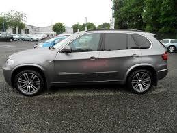 2010 bmw x5 diesel used grey bmw x5 2010 diesel xdrive30d m sport 5dr 4x4 in great