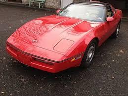 1986 corvette for sale by owner 1986 chevrolet corvette classics for sale classics on autotrader