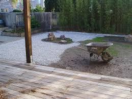 a zen garden in davis