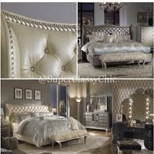 Upholstered And Wood Headboard Leather And Wood Headboard Foter