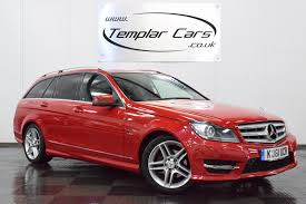 used mercedes benz c class 2011 for sale motors co uk