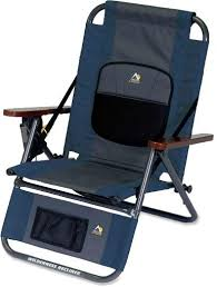 gci outdoor wilderness recliner chair at rei