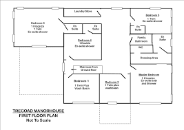 100 manor house floor plan down master edg plan collection