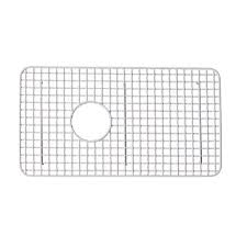 Rohl Wire Sink Grid For Rc Kitchen Sink  Reviews Wayfair - Kitchen sink grid