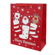 charming christmas paper gift bags part 5 itu0027s easy to make