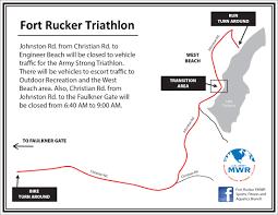 Ft Rucker Map Us Army Mwr Fort Rucker Triathlon 2017