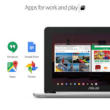 chromebook android asus new chromebook flip c101 a 10 convertible with android