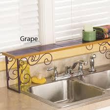 Shelf Over Kitchen Sink by Colorblock Over The Sink Shelf From Ginny U0027s Ji62687