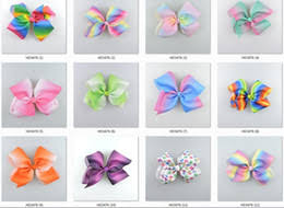 ombre ribbon hair bow ribbon online hair bow ribbon for sale