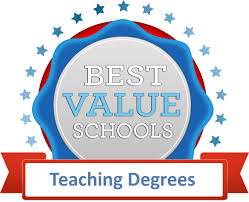 50 best value colleges for a teaching degree best value schools