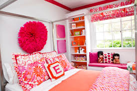 girls bed crown bedroom crown molding with roman shades and bookshelves also