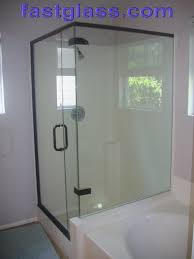 Leaking Frameless Shower Door by Frameless Shower Door Leaks At Bottom Image Collections Doors