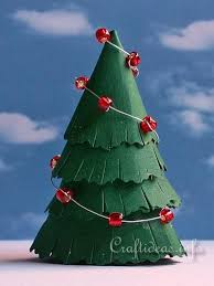 free paper crafts for paper tree