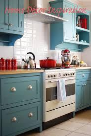 distressed turquoise kitchen cabinets kitchen decoration