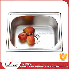 Philippines Market Custom Size Stainless Steel  Laundry - Kitchen sink manufacturers