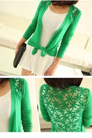 green blouses jhonpeters casual wear lace designed shirt and blouse