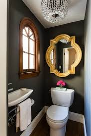 bold color in the powder room bold colors powder room and