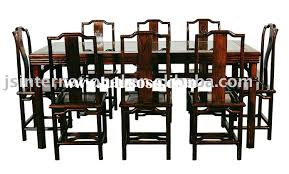 Asian Style Dining Room Furniture Furniture Wondrous Asian Style Dining Room Chairs Dining Table
