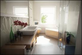 Wallpaper Ideas For Small Bathroom Contemporary Bathroom Wallpaper Home Design Ideas Design Pics