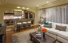 Open Concept Living Room by 20 Best Small Kitchen And Living Room Interior Combo 15376