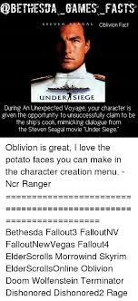 cook siege facts steven s e ag a l oblivion fact siege during an