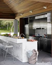 Kitchen Bar Designs by 20 Outdoor Kitchen Design Ideas And Pictures