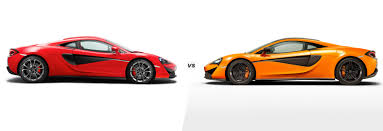 mclaren vs mclaren 540c vs 570s what s the difference carwow