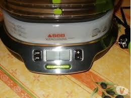 seb vita cuisine cuit vapeur électrique seb offres mai clasf